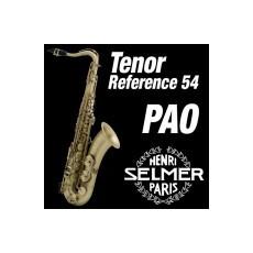 셀마 테너색소폰 리퍼런스 54(PAO) (반드시 재고확인과 가격확인후 구매요청바랍니다)